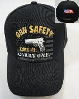 Gun Safety *Rule #1: Carry One Hat